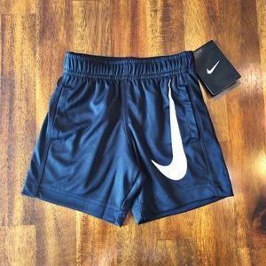 Nike NEW | dri-fit shorts black size 2T